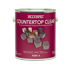 Countertop Clear 128oz
